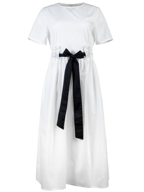 Helene Galwas, White, Maxi Dress, Maxi Kleider