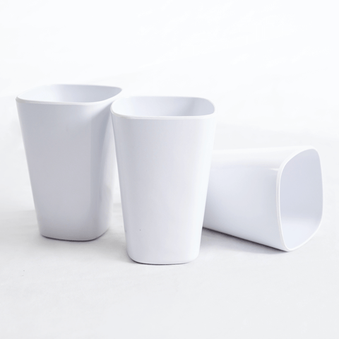 Set of 3 Tumblers (Square)