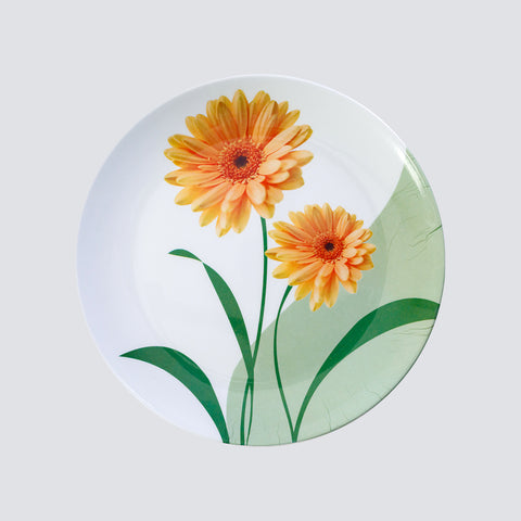 Sunflower Round Plate