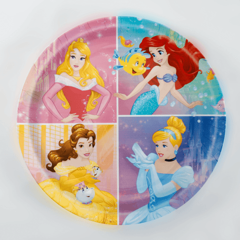 Disney Princess Plate II