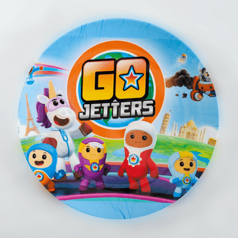 Go Jetters Plate