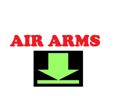 Air Arms S400  Airgun Air Rifle Gun Pistol Owners Manual