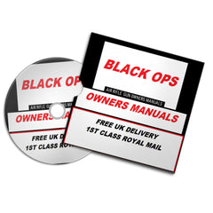 Black Ops Tactical Sniper Rifle Owners Manual