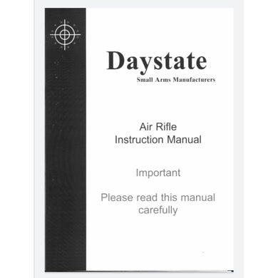 Daystate Air Rifle Gun Owners Manuals Exploded Diagrams Service Maintenance And Repair