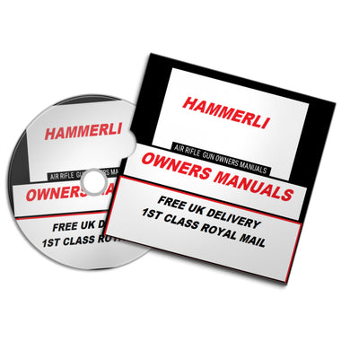 Hammerli Air Rifle Gun Owners Manuals Exploded Diagrams Service Maintenance And Repair