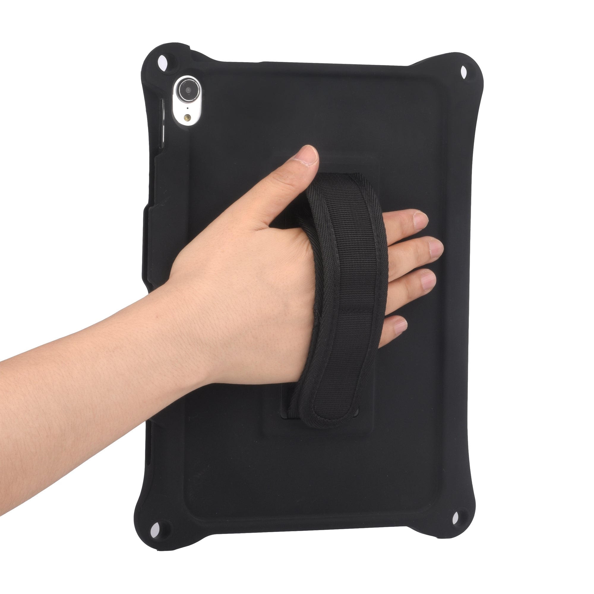 Cooper Bounce Strap Rugged Silicon case with Strap & Kickstand for iPad Pro 11