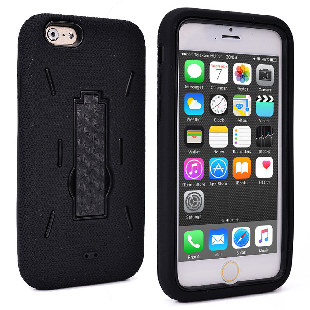 Cooper Titan Apple iPhone 6/6S Hybrid Rugged & Tough Case [LIQUIDATION SALE]