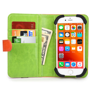 "Cooper Engage Universal 5"" Smartphone Rotating Wallet Case NEW - 2"