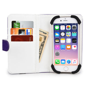 "Cooper Engage Universal 5"" Smartphone Rotating Wallet Case NEW - 6"