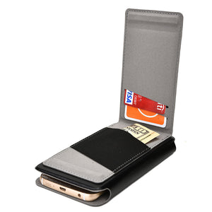 Cooper Slider Flip Smartphone Wallet Case with Open Camera