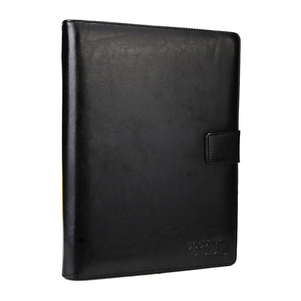 "Cooper FolderTab Padfolio Portfolio Case for Apple iPad & 7-8"" / 9-10.1"" Tablets"
