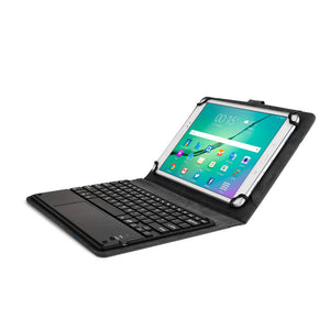 Cooper Touchpad Executive Premium Leather Bluetooth Keyboard Tablet Folio