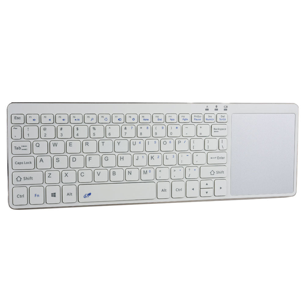 Cooper SlimKey Universal Bluetooth Keyboard with Touchpad NEW - 1