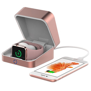 Cooper Watch Power Box Charging Case & Power Bank (3000 mAh) for Apple Watch NEW - 6
