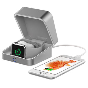 Cooper Watch Power Box Charging Case & Power Bank (3000 mAh) for Apple Watch NEW - 2