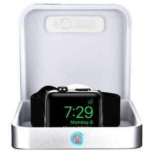 Cooper Watch Power Box Charging Case & Power Bank (3000 mAh) for Apple Watch NEW - 3