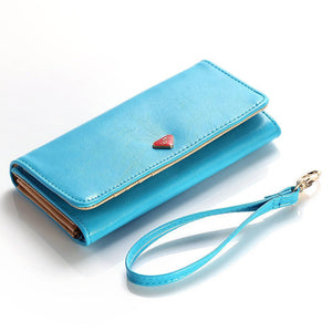 Cooper Flirt Universal Smartphone Wallet Purse for Samsung Galaxy, Apple iPhone, Sony Xperia