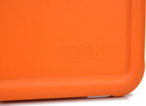 Cooper Bounce Rugged Reinforced Silicon TPU Gel Back Shell Armor Case For Samsung Galaxy Tab