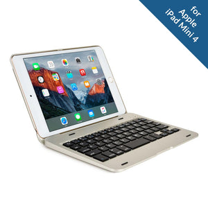 Cooper Kai Skel P0 Clamshell Keyboard case for Apple iPad Mini 1/2/3/4