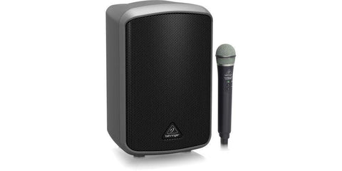 Behringer Europort MPA100BT All-in-One 100-W Speaker with Wireless Mic