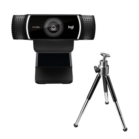 Logitech C922 Pro Stream Full HD 1080p Webcam