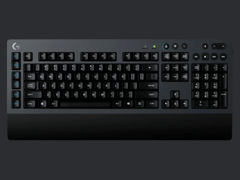 Logitech G613 Wireless Gaming Mechanical Keyboard with Lightspeed Technology
