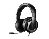 MSI Immerse GH61 Gaming Hi-Res Vitrual 7.1 Surround Sound with Built-in ESS DAC& AMP Gaming Headphone - Black