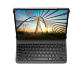 SLIM FOLIO PRO Backlit keyboard case with Bluetooth