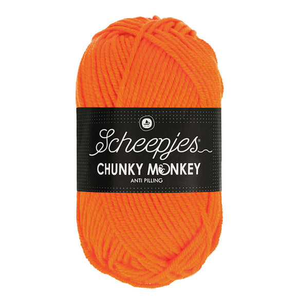 Chunky Monkey 2002 Orange
