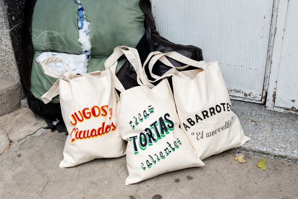 Tote Bag Abarrotes