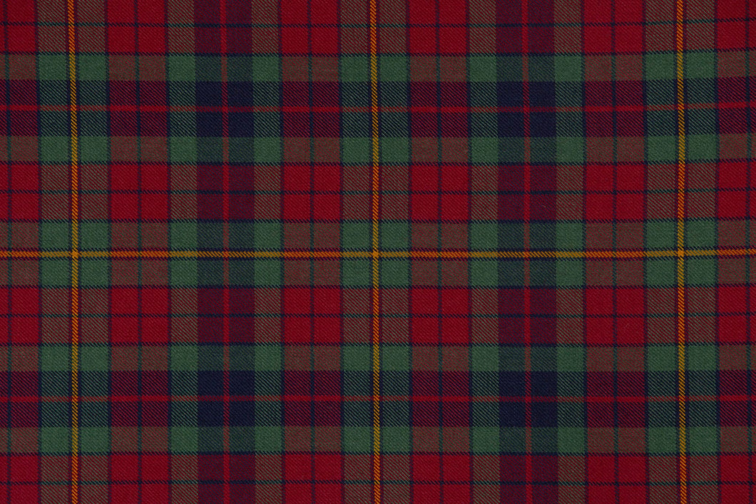 Clare County Irish Tartan Tie