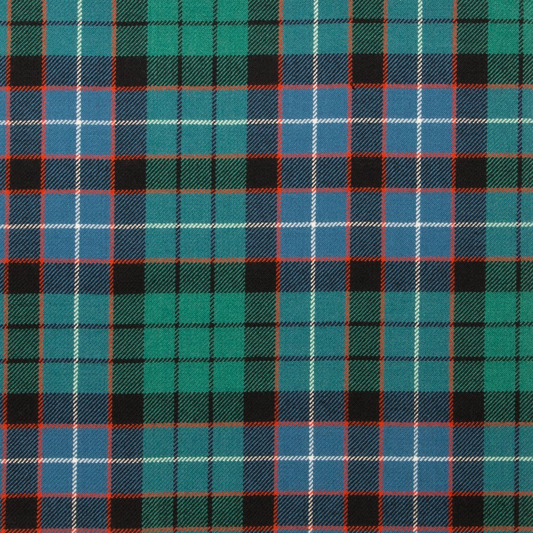 Hunter Ancient Light Weight Tartan Fabric