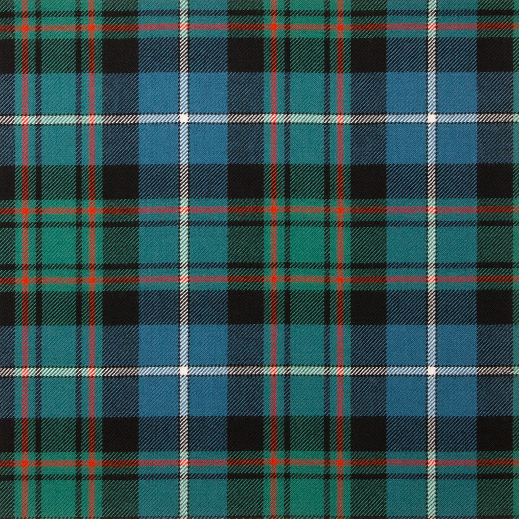 MacRae Hunting Ancient Light Weight Tartan Fabric