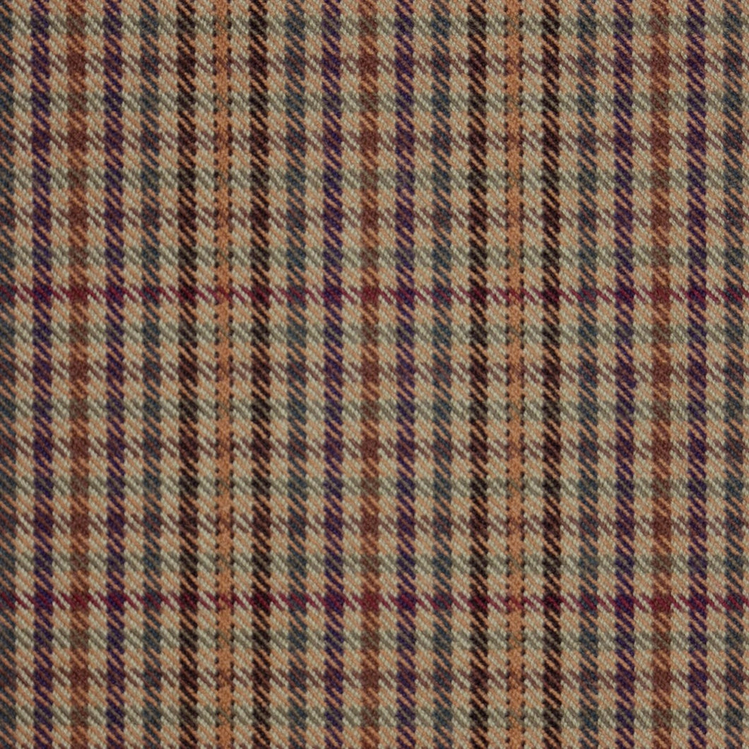 Ednam Estate Check Light Weight Fabric