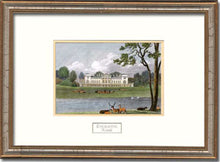 Load image into Gallery viewer, Woburn Abbey Framed Engraving