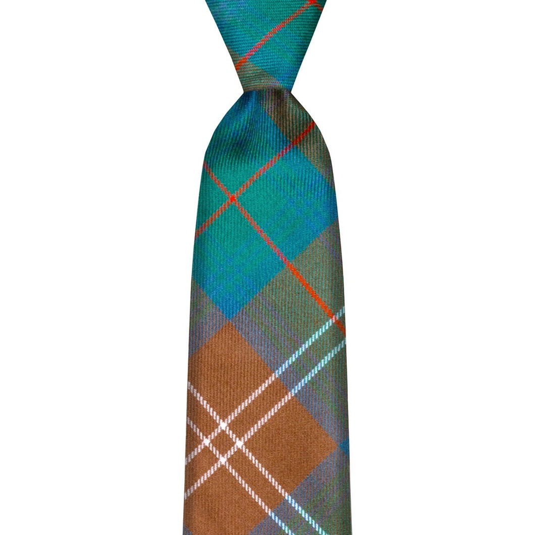 Chisholm Hunting Ancient Tartan Tie