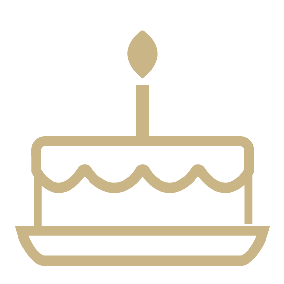 Share your birthday = 200 ZamiPoints on your birthday