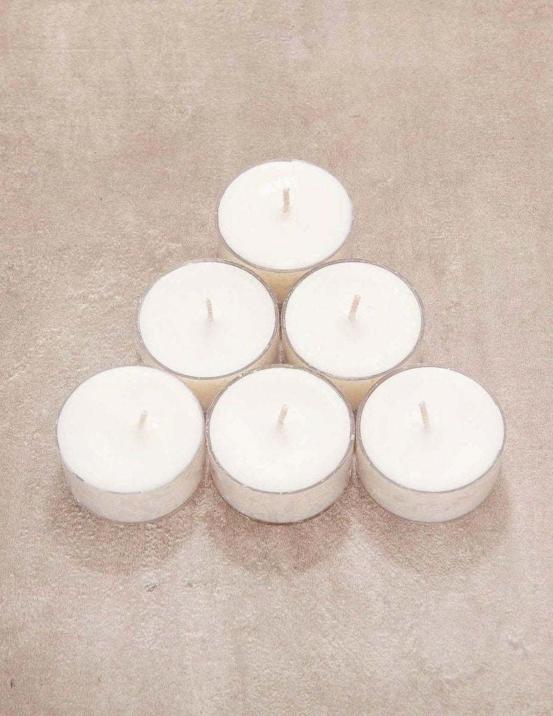 Soy tealight (6pc)