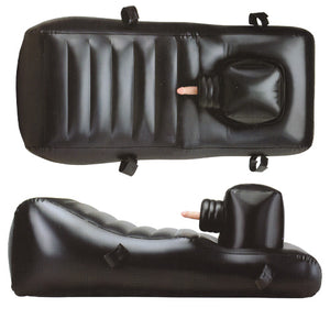 Louisiana Lounger Inflatable Sex Machine - Kitty Say So