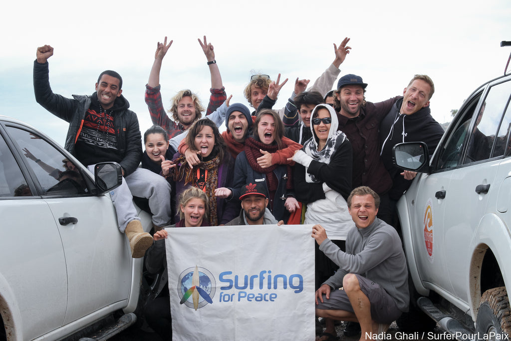 Surfing 4 Peace