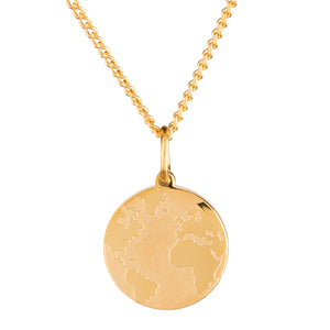 By-Ortiz, THE-WORLD-necklace, World-Necklace, World-Map-Necklace, World-Pendent, 18k-Gold