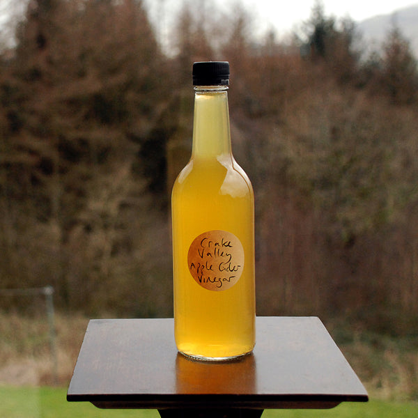 Crake Cider Vinegar (500ml)