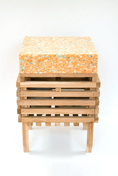 Multiway Stool / Tray / Basket (with Cushion)
