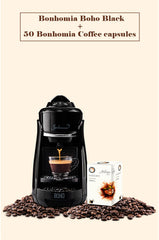 Boho, coffee maker, single serve coffee machine, bonhomia coffee brewer, nespresso coffee brewer, coffee make machine, espresso maker