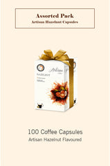 bonhomia, coffee capsules, nespresso capsule, artisan coffee, chocolate flavor coffee
