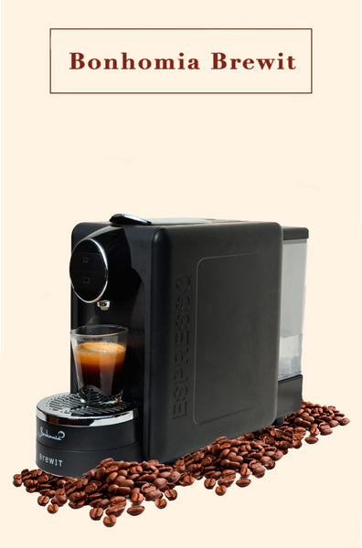 BONHOMIA BREWIT SINGLE SERVE ESPRESSO COFFEE BREWER