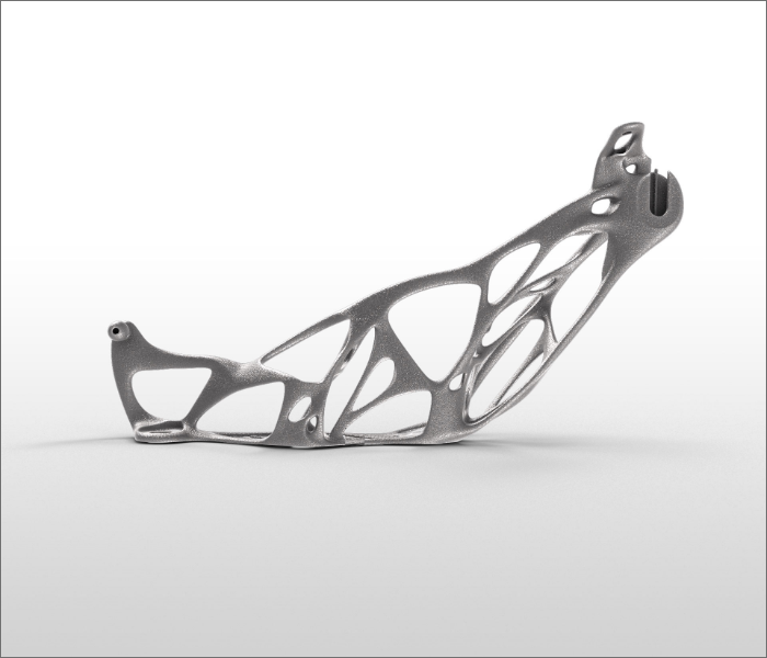 3d printing software for metal applications in the aerospace industry