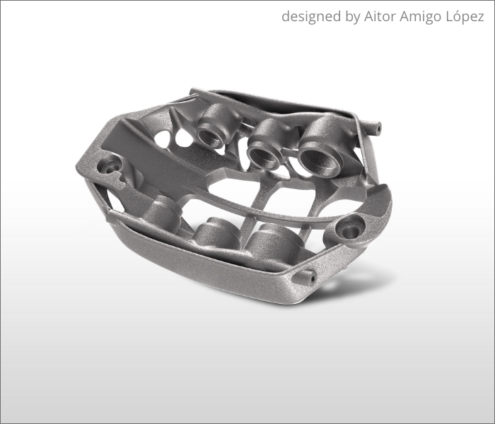 3d printing software for metal applications in the automotive industry