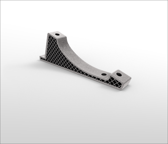 3d printing software for metal applications in the railway industry