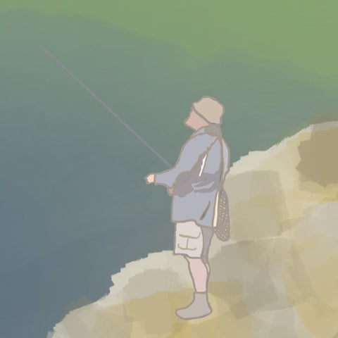 Fishing Thought